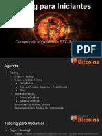 Escola Bitcoins Trading Para Iniciantes
