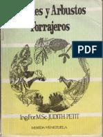 Arboles y Arbustos Forrajeros