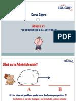 Diapositivas - 1 Cajero Educap - Proaconcagua