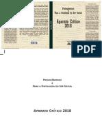 Coletivo Veredas (Org) - Aparato Crítico 2018 - Prolegômenos e Para a Ontologia Do Ser Social (0, Coletivo Veredas)