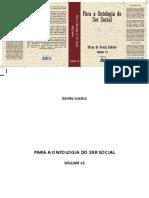 Georg Lukács - Para a Ontologia Do Ser Social - Obras de G. Lukács 14(2018, Coletivo Veredas)