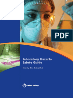 Fisher Laboratory Hazards Safety Guide