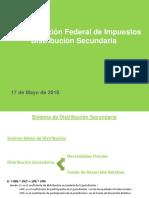 Ppt Secundaria 17-05-2018 Fdo Redistr Con Disp Pobl Cfi