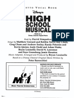 High School Musical Libretto