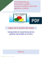 Clase 6 Los Poderes Del Estado Vi c Adm Publica Adm 2018, 2