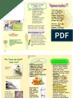 Leaflet Asam Urat