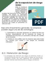 Manejo de la exposicion de riesgo de las transacciones.pptx