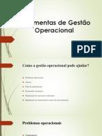 Ferramentas de Gestão Operacional