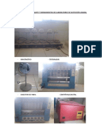 Equipo y Herramientas de Laboratorio de Nutrición Animal