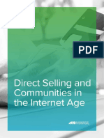 Sb Direct Selling Communities Internet Age