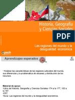 Clase 15 Las Regiones Del Mundo y La Desigualdad Económica 2015
