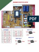 Samsung Fuente BN44-00496A Diagrama