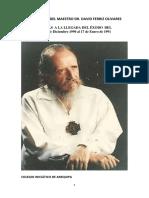 Tomo X. Enseñanzas Del Maestro David Ferriz Olivares