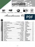 Editions Hit Diffusion - Accordéorama (Volume 1A)