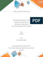 Fase 2 – Principios Microeconómicos y Teoría Del Mercado.