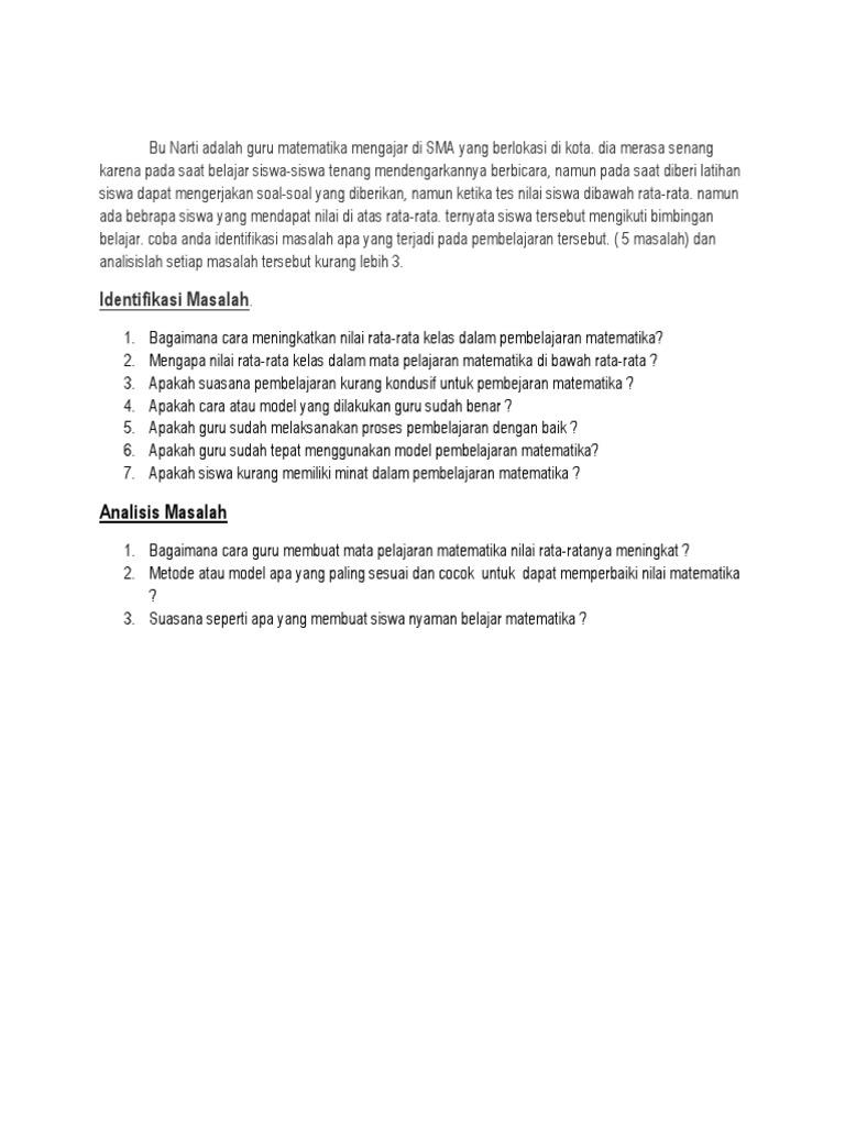 Identifikasi Masalah Docx