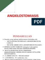 ANGKILOSTOMIASIS