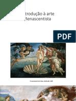 introdução à arte Renascentista.pptx