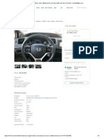 Manual do  Honda Civic 2014