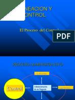 El Proceso Del Control