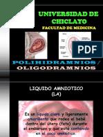 polihidramnios---oligohidramnios