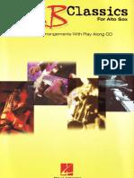 Hal Leonard - R&B Classics (For Alto Sax).pdf