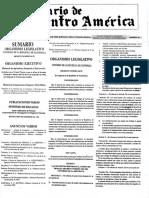 Decreto 64-92 Reformas Al Codigo de Trabajo de Guatemala