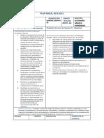 Plan Anual Ciencias III 2010