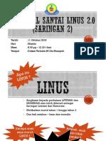 Karnival Santai Linus 2