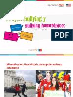 Ciberbullying y Bullying Homofobico.pptx