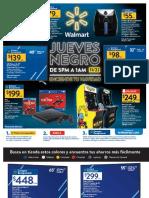 Ofertas de Walmart para el Jueves Negro