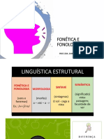 Fonética e Fonologia - Início