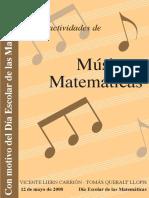 Musica y Las Matematicas