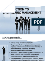 Part 1 Intro to Organization and Management