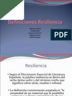 definiciones resiliencia.ppt