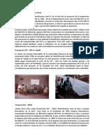 Empresas Instaladas en La Ciudad de Arequipa