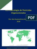 6 Eco Toxicología de Pesticidas Organoclorados