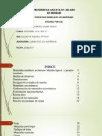 Portafolio Quimica de Los Materiales