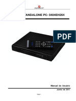 80098812 Manual Do Usuario DVR PC0404E H264