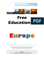 Free Education in Europe