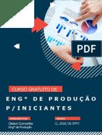 Ebook Engenharia de Produção