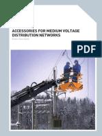 Accesories for Medium Voltage Distribution Network