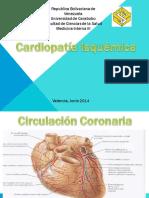 Cardiopatia isquemica 2018