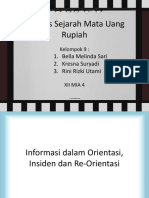 Analisis Sejarah Mata Uang Rupiah.pptx