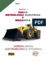 Manual Metrología Eléctrica y Mecánica