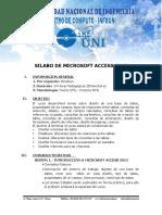 7 Silabo de Access 2013
