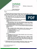 Kelengkapan Persyaratan Kerjasama FKTP Tahun 2019