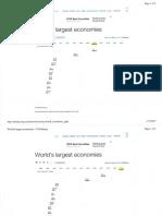 World's largest economy 2017