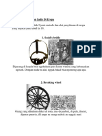 5 Metode Penyiksaan Sadis Di Eropa.docx