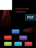 Clonación Humana